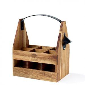 Olutlaatikko Acacia 23x15x29cm