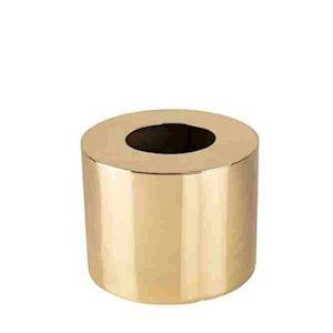 Cylinder Maljakko 15.5 cm Messinki