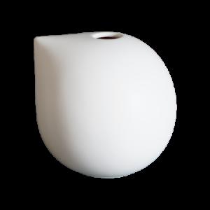 Nib Maljakko15 cm Keramiikka Valkoinen