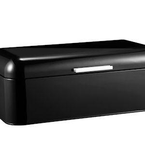 Bella Leipälaatikko musta 42 * 22,5 * 16,5 cm