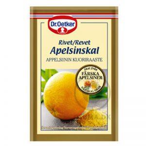 Appelsiinin Kuoriraaste - 34% alennus