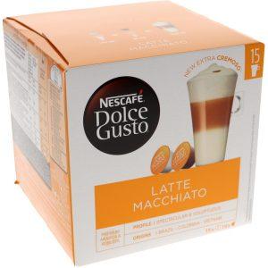 Kahvikapselit Latte Macchiato 30kpl - 27% alennus
