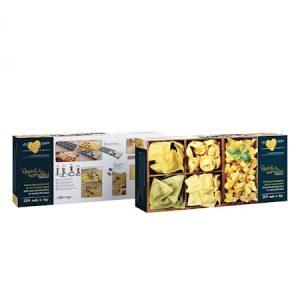 Aloituspaketti Ravioli & Tortelliini