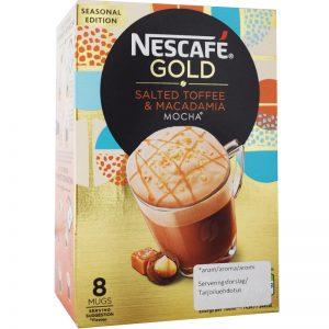 Suolainen Toffee & Macadamia Mocca - 36% alennus