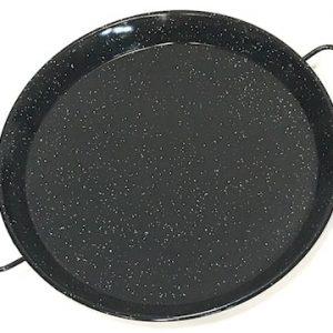 Emaloitu Paellapannu Non-Stick 46 cm