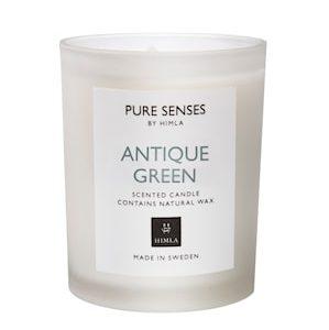Tuoksukynttilä Pure Senses 165 g - Vihreä