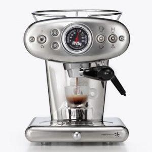 X1 E&C 60247IL Espressokone Hopea
