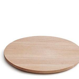 Kaolin Tarjoilutarjotin Puu Ø 18,5 cm