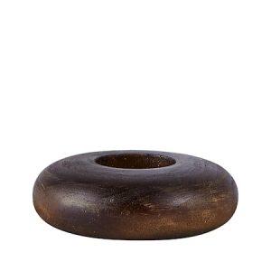Kynttilälyhty Puu Ruskea 3 cm