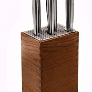 MISTERY BOX Knivblock i termolåda