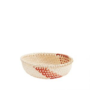 Kori Ø 22 cm - Natur/chili