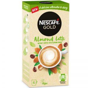 Pikakahvi Almond Latte - 29% alennus