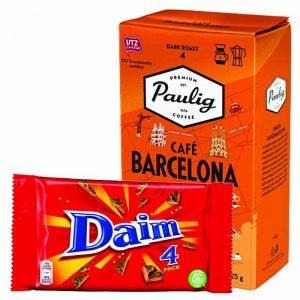 Kahvia & Suklaata - 81% alennus
