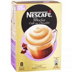 Kahvijuomajauhe Café au Chocolat - 30% alennus
