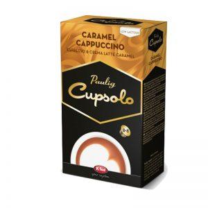 "Kahvikapseleita ""Caramel Cappuccino"" 154g - 46% alennus"