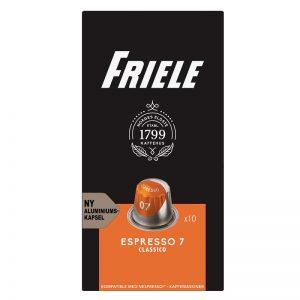 "Kahvikapselit ""Espresso"" 10 x 5,2g - 50% alennus"