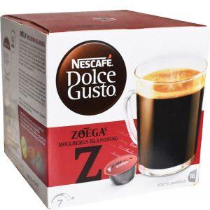 Kahvikapselit 16kpl - 38% alennus