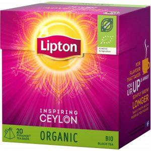 """Luomutee """"Inspiring Ceylon"""" 20 kpl - 60% alennus"""