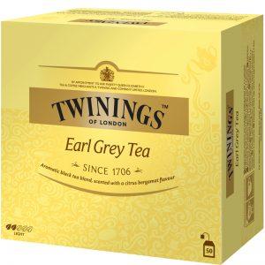 Musta Tee Earl Grey - 30% alennus
