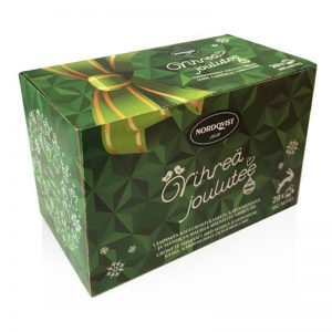 Vihreä Joulutee - 20% alennus