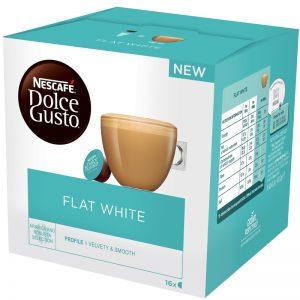 Kahvikapselit Flat White 16kpl - 23% alennus
