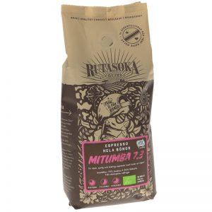 Luomu Espresso Kahvipavut - 27% alennus