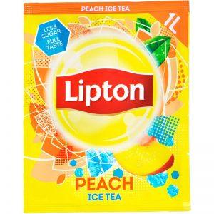 Lipton Jääteejuomajauhe Persikka - 39% alennus