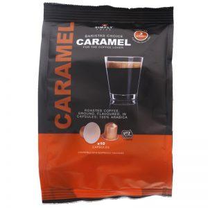 Kahvikapselit Caramel 10kpl - 41% alennus