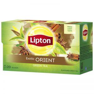 "Vihreä Tee ""Exotic Orient"" 26g - 55% alennus"