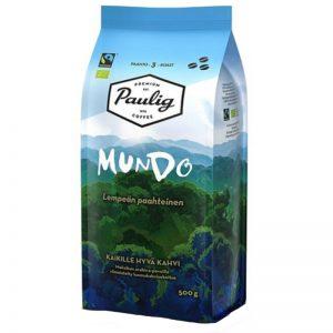 """Kahvipavut """"Mundo"""" 500g - 46% alennus"""
