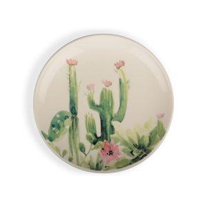Asetti kaktus valkoinen/vihreä/roosa