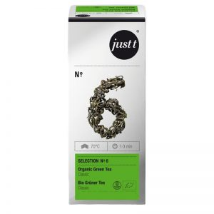 "Luomu Tee ""Organic Green Tea Classic"" 25 x 1,5g - 50% alennus"