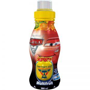 """Yllätysjuoma """"Autot"""" 300 ml - 20% alennus"""