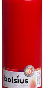 Kynttilä 20 x 7 cm Punainen