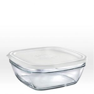 Kulho Kannella läpinäkyvä 14 cm
