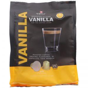 Kahvikapselit Vanilja 10kpl - 41% alennus
