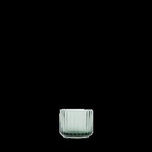 Kynttilälyhty Suupuhallettu lasi Copenhagen Green Ø 6,7 cm