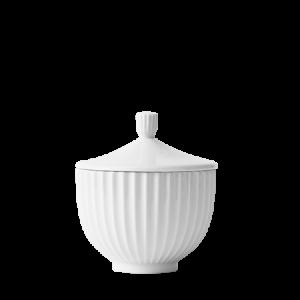 Makeiskulho Posliini Valkoinen Ø10 cm