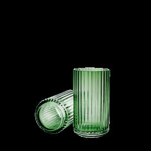 Maljakko Suupuhallettu Lasi Copenhagen Green 20,5cm