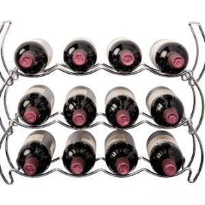 StackRack Pinottava Viiniteline 12 pulloa