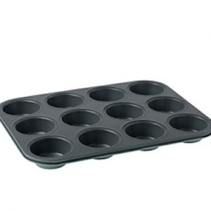 Muffinssivuoka 12 kpl Mintunvihreä