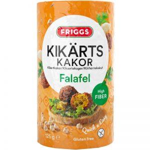 Kikhernekakut Falafel - 46% alennus