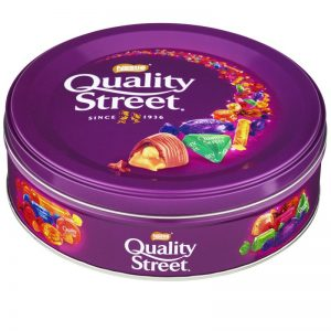 """Quality Street"" Makeisia 480g - 33% alennus"