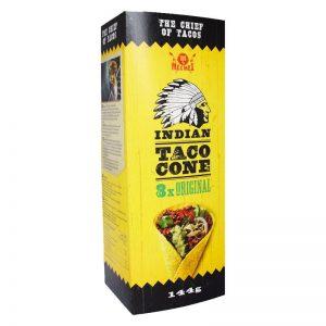 """""""Taco Cones Original"""" 8 x 18g - 40% alennus"""