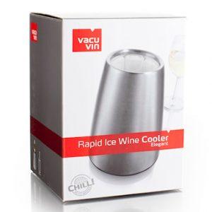 Active Wine Cooler Elegant ruostumatonta terästä