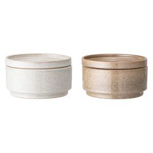 Addison Jar w/Lid, Multi-color, Kivitavara