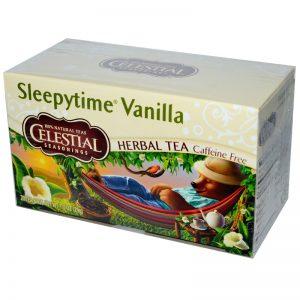 Tee, vanilja 20 kpl - 63% alennus