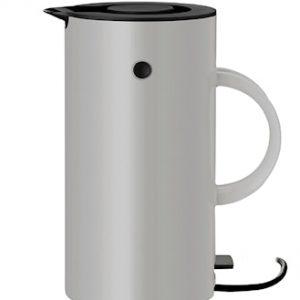 EM77 vedenkeitin 1.5 litraa Vaaleanharmaa