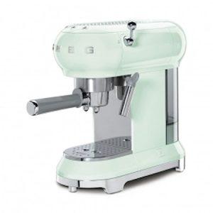 Espressokone ECF01PGEU Vihreä