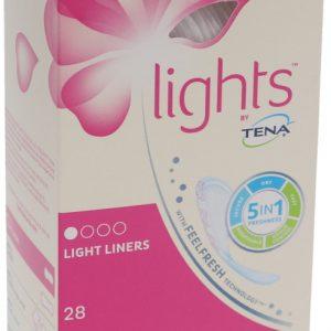 Pikkuhousunsuoja Light Liner 28kpl - 21% alennus